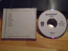 RARE ADVANCE PROMO Sevendust CD Home metal DEFTONES Chino Moreno Evanescence '99