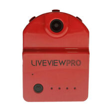 Liveview Unisex 2020 LiveView Pro Training Golf Camera - Red - One Size