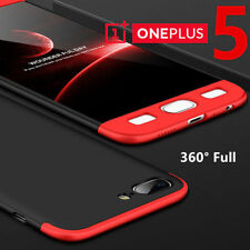 Matte Rigid Plastic Cases & Covers for OnePlus 5