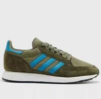 Adidas Originals Forest Grove Men's Retro Running Casual Shoes Raw Khaki