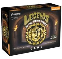 🔴 New Legends of the Hidden Temple Board Game - Family Game