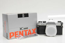 Pentax K1000 SLR Film Camera Body #243