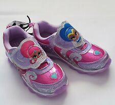 Shimmer and Shine Nickelodeon Toddler Girls Light-Up Shoes Athletic Choose Size