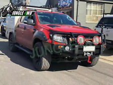 BULL BAR WINCH BAR TO SUIT FORD RANGER 2012-2016 PX ADR APPROVED