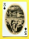 Southern Pacific Railroad Picture Pip Fisherman's Wharf Swap Playing Card