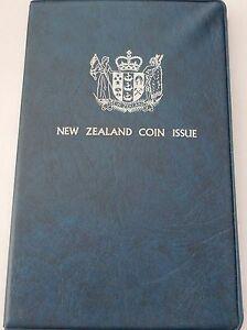 1979 New Zealand 7 Coin Uncirculated Coin Set