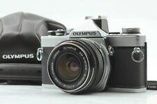 *Near Mint* Olympus Om-1N Slr Film Camera w/ G.Zuiko 35mm F/2.8 From Japan