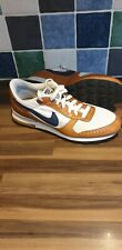 NIKE AIR VENTURE LEATHER UK SIZE 7 BROWN