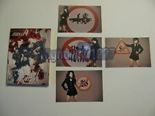Signed Miss A 1st Mini Album Touch Album Kpop Autographed W/ 4 Soompi Pictures