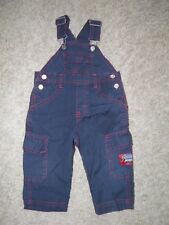 Baby Guess Navy Blue Bib Overalls Size 12mos