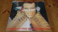 Adam And The Ants – Kings Of The Wild Frontier Vinyl LP Album 1980 CBS 84549