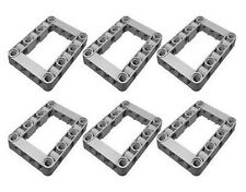 x6 Lego Beam FRAMES (technic,mindstorms,robot,5x7,ev3,liftarm,structure,chassis)