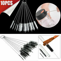 1/10x Bottle Brush Straw Cleaner Cleaning Tube Pipe Washing Long Handle Tool