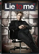 Lie to Me: The Complete Second Season [6 Discs] DVD Region 1 WS