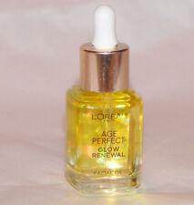 L'oreal Age Perfect Glow Renewal Facial Oil .5 oz