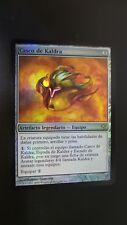 Fifth Dawn ** Helm of Kaldra (Spanish) (FOIL) ** Mtg Magic (EX+/LP)