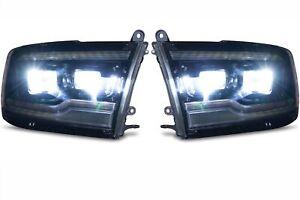 Morimoto XB LED Headlight Assembly Plug & Play For 09-18 Dodge 1500 2500 3500