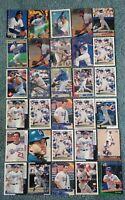 Eric Karros Baseball Card Mixed Lot approx 38 cards