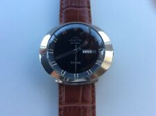 FORTIS hifi matic VINTAGE GENTS 25J AUTOMATIC WATCH .IMMACULATE CONDITION!
