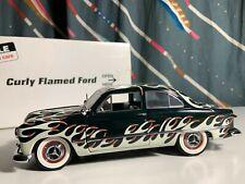 Danbury Mint Curly Flamed Ford