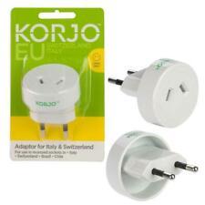 Korjo Travel Adapter - (KA EU IS)