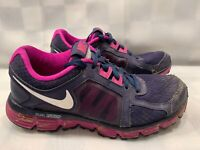 Nike Dual Fusion ST2 Running Women's Size 6.5 Imperial Purple 454240-500