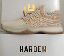 Adidas James Harden Vol. 1 PK MSRP $160 Ash Pearl Primeknit Basketball AP9840