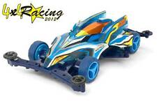 Tamiya MINI 4WD Knuckle-Breaker Blue Special Super XX 1/32 19620