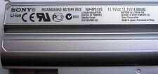 Batterie D'ORIGINE SONY VAIO VGP-BPS13A/S 11.1V 4400mAh