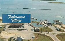 An Aerial View of Fisherman's Inn, Grasonville MD