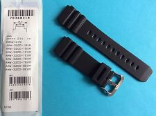 Casio Band AMW-320  schwarz Ersatzband Uhrband Replacement Strap Uhrband
