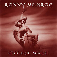 RONNY MUNROE - Electric Wake (NEW*US METAL KILLER*VOICE OF METAL CURCH)