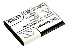 Batterie li-ion pour motorola snn5851 ME600 snn5851a ENZO mt810e Motus i886 MT716