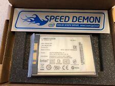 "NEW INTEL 80GB 1.8"" M-SATA SSD Solid StateDrive SSDSA1MH0 for HP Elitebook 2740p"