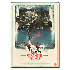 Stranger Things TV Series Art Silk Poster 24x36inch
