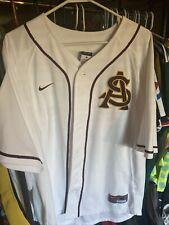 Arizona State Nike baseball jersey