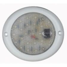 INTERIOR OVAL LIGHT LAMP 22 LED 12V GUARDIAN INT22 CARAVAN MOTORHOME VW T5 T4