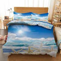 Sky Interrogation 3D Printing Duvet Quilt Doona Covers Pillow Case Bedding Sets