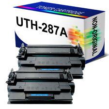 2x CF287A 87A Toner for HP LaserJet M506 MFP M527f M527dn M506dn NON-OEM