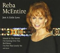 REBA MCENTIRE Just A Little Love (2005) 20-track CD album NEW/UNPLAYED