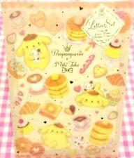 Clothes Pin x Sanrio Pompompurin Clear File Letter Set / Japan Miki Takei 2020