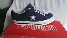 Converse CTAS Suede Leather One Star Ox Trainers UK 6 EU 39