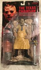 LEATHERFACE Non-Bloody PG TEXAS CHAINSAW MASSACRE MOVIE MANIACS '98 NewOnCard
