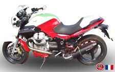 SILENCIEUX GPR FURORE ALU NOIR MOTO GUZZI SPORT 1200 8V 2008/13