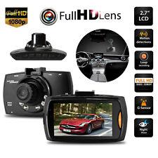 2.7 HD Car Dash Cam DVR 1080P Driving Vehicle Camera Video Recorder Night Vision