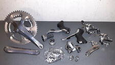 Road Groupset SHIMANO DURA ACE series 7800 10s (53/39t - 172.5mm) - Gruppo Corsa
