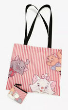 Disney Aristocats Marie Coin Purse Cardholder + Reusable Tote Bag Loungefly