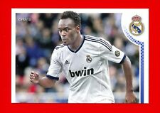 REAL MADRID 2012-2013 Panini - Figurina-Sticker n. 119 - ESSIEN 1/2