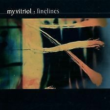 My Vitriol - Finelines - BRAND NEW AND SEALED CD