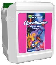 General Hydroponics Floralicious Bloom 2.5 Gallon - gh Flower Nutrient